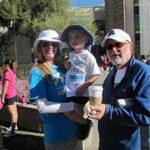 Cystic Fibrosis Walk Spring 2012