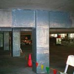 Resort Parking Garage Column Repair