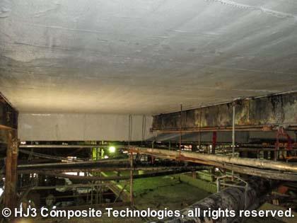 HJ3's protective urethane topcoat prevents future corrosion.