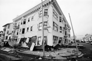 The Mandatory Soft Story Program has been put into effect to avoid earthquake damage. Photo Credit: San Fransisco Department of Building Inspection (sfdbi.org)