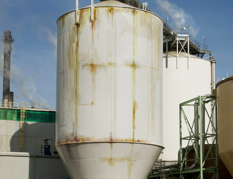 Steel Tank Repair With No Downtime At Pulp Amp Paper Mill Hj3