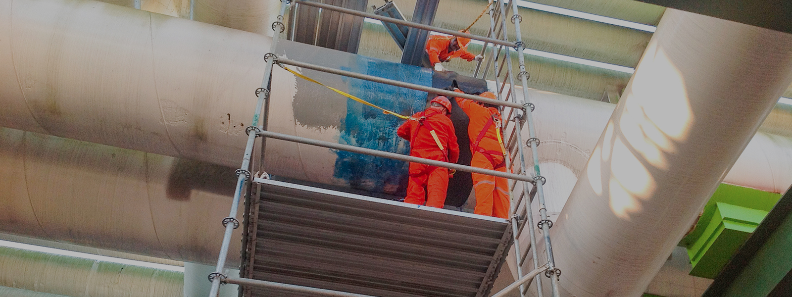 Steel Pipe Repair