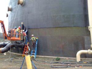 CarbonSeal Steel Tank Repair System
