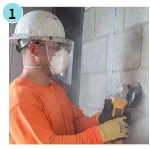 repair bowing wall