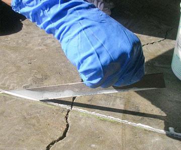 carbon fiber floor repair