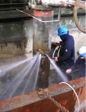 riser pipe repair